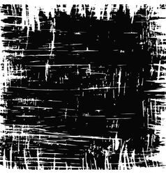 Scratched background vector