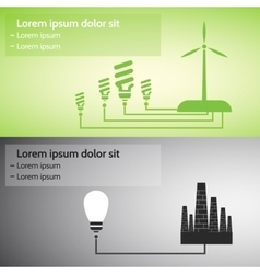 Renewable energy vector