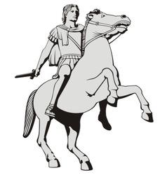 Alexander the great vector
