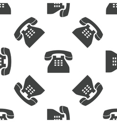 Phone pattern vector