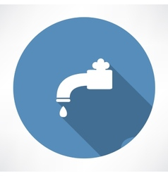 Tap icon vector