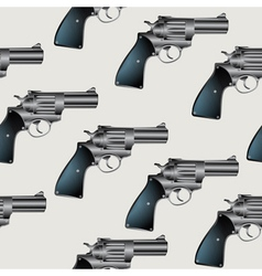 Gun seamless background vector