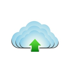 Cloud vector