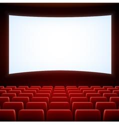 Cinema theatre vector