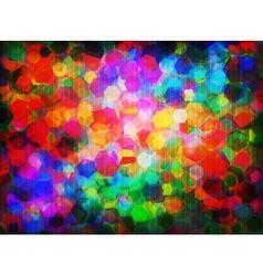 Spectral hexagons vector