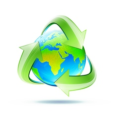 Recycle symbol vector