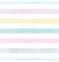 Abstract textile colorful stripes seamless pattern vector