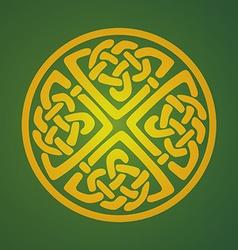 Celtic ornament symbol vector