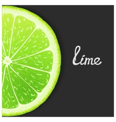 Just lime vector