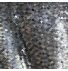 Set of fish scales backgrounds vector
