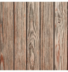 Dry wooden planks vector