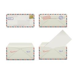 Envelope fourth vector