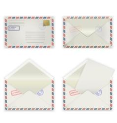 Wide envelope vector