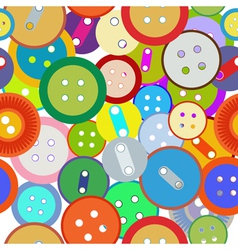 Fashion buttons vector