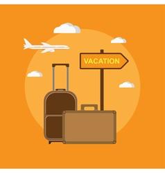 Vacation vector