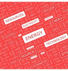 Energy vector