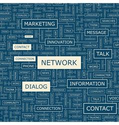 Network vector