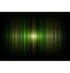 Vertical lines green vector