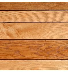 Varnished planks vector