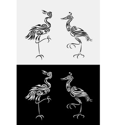 Heron set vector