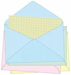 Sending my mail vector