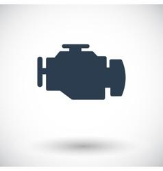 Engine vector