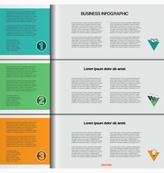 Infographic 3 vector