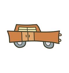 A vehicle vector
