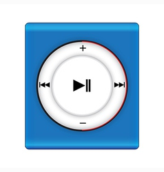 Music player2 vector