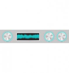 Amplifier icon vector