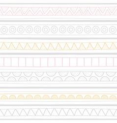 Hand drawn seamless background10 vector