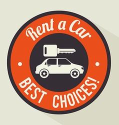 Car design vector