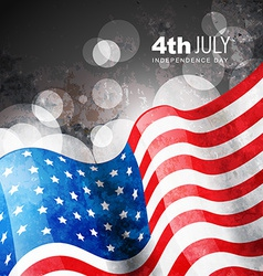 Independence day 4th of july vector