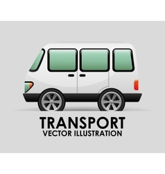 Transport vehicle vector