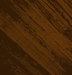 Grunge wooden texture vector