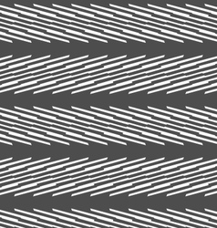Monochrome pattern with light gray diagonal blade vector