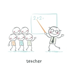 Teacher vector