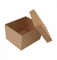 Open box vector