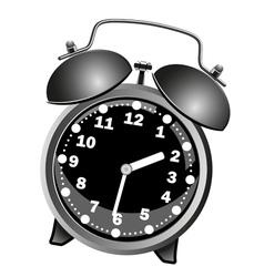 Classic alarm clock vector