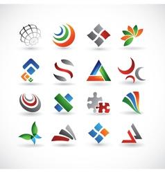 Various design elements vector