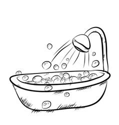 Take a bath vs vector