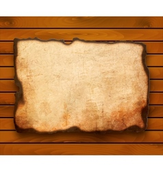 Wooden paper 3 vector