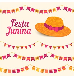 Festa junina - brazil june festival vector