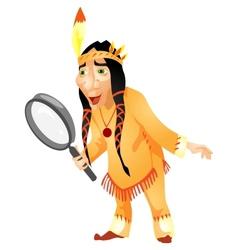 Aborigine vector