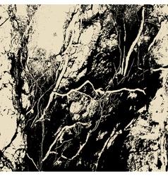 Black ink grunge background vector