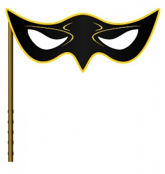 Carnivals mask vector