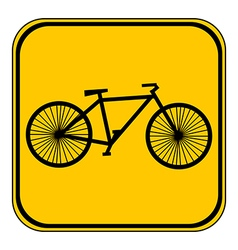 Bike button vector