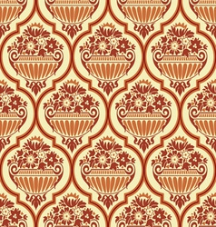 Flower wallpaper vector