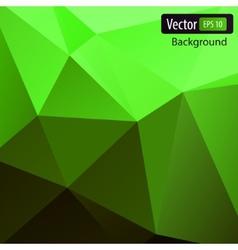 Dynamic polygonal background vector