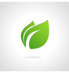 Eco icon vector